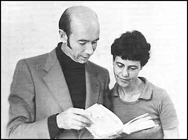 Michel and Francoise Gauquelin c.1970